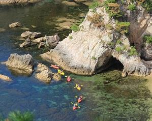 鳥取県自然体験塾イメージ画像