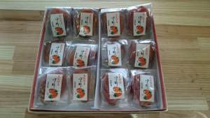 ぽて柿(12ヶ入り
